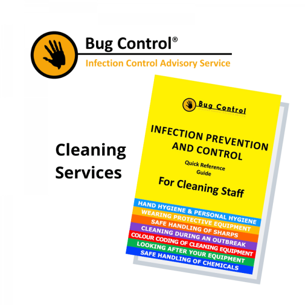 Best Practice Guidelines Flip Chart for Cleaning Services